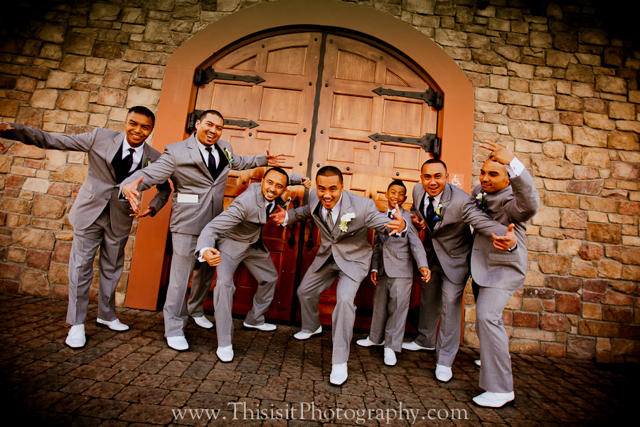 this is it photography wedding photographer groomsmen fun photo