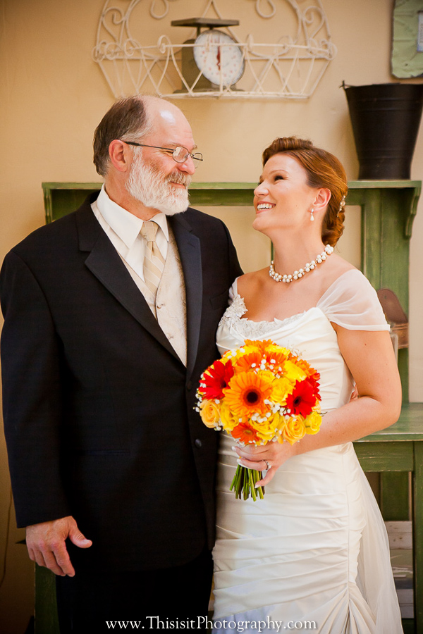 father of the bride photo by this is it photography in leal vineyards wedding venue