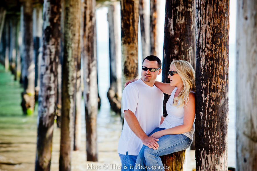 affordable engagement session by this is it photography